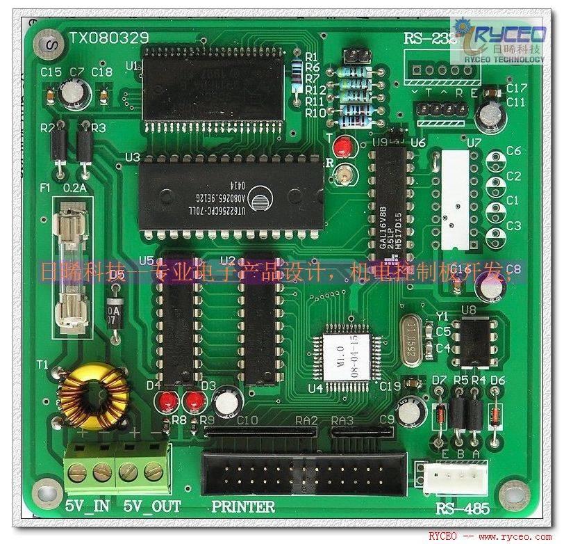 异步电机控制板,同步电机控制板,伺服电机控制板,管状电机控制等.